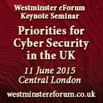 Cyber Security_Westminster eForum
