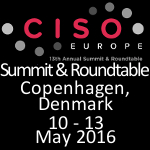 13th Annual CISO Europe Summit 150x150